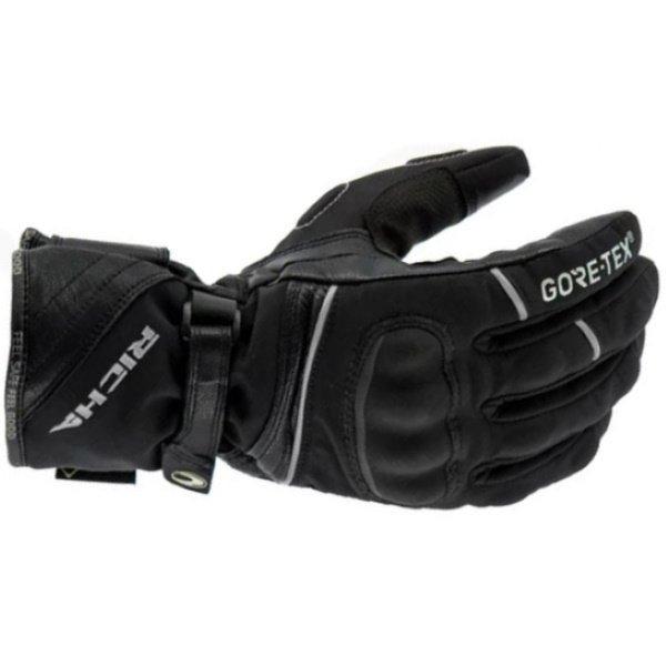 Diana GTX Gloves Black Richa Ladies