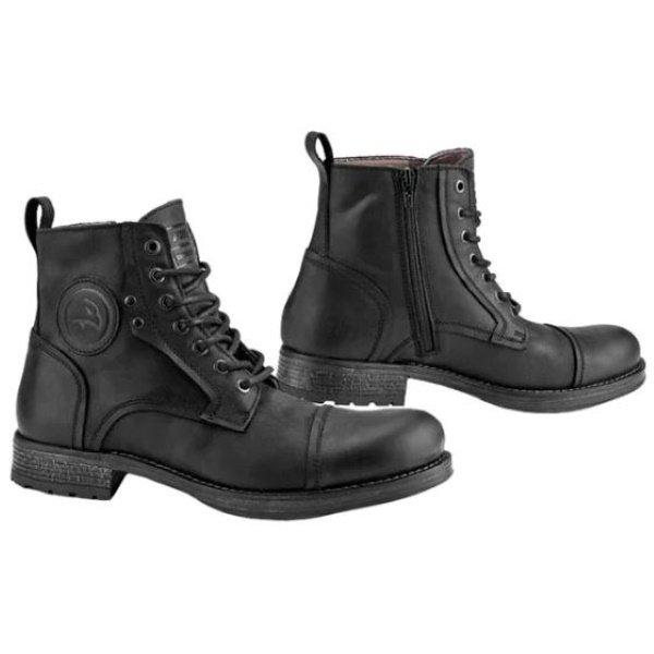 Kaspar Boots Black Falco