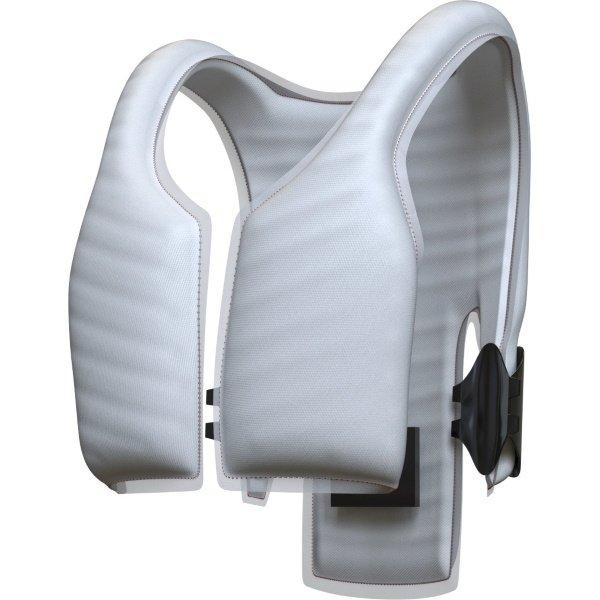Dainese Smart Jacket Black Ladies Motorcycle Airbag Vest Airbag Configuration