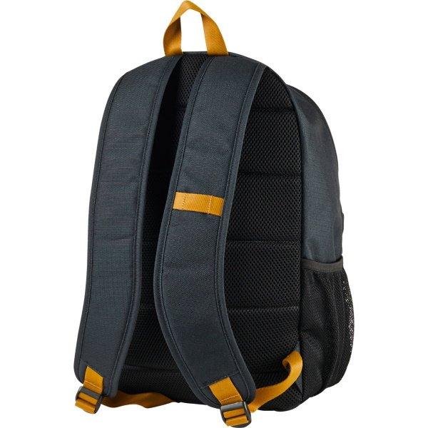 Fox Legacy Black Motorcycle Backpack Back