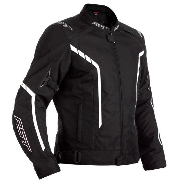 Axis CE Textile Jacket Black Black White