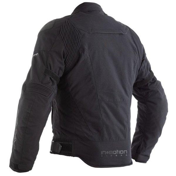 RST 2974 GT Textile Airbag Jacket Black Size: Mens UK - 38