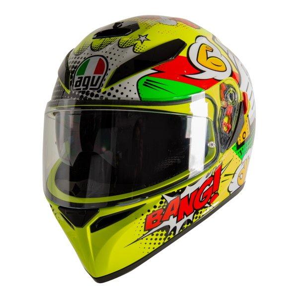 K3 SV-S Helmet Wow
