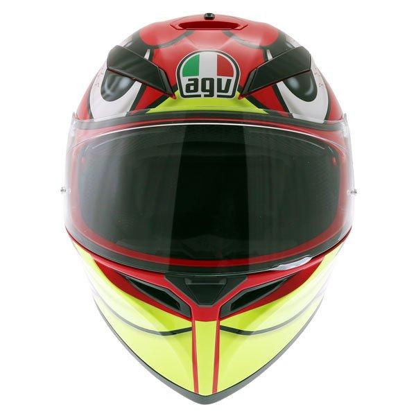 AGV K3 SV-S Birdy Full Face Motorcycle Helmet Front