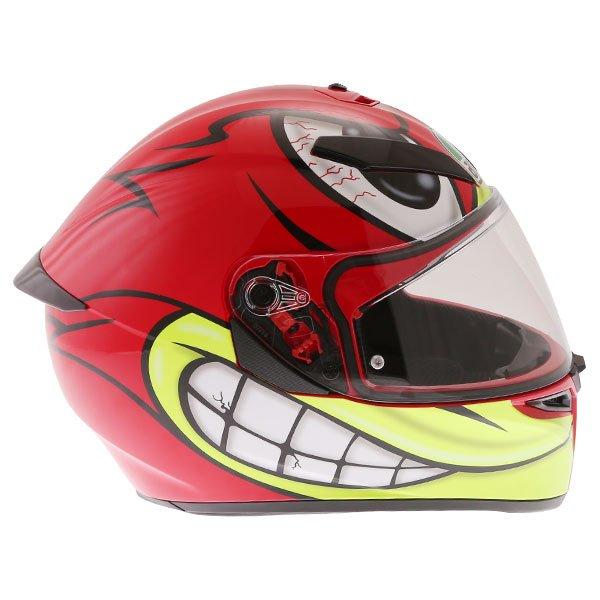 AGV K3 SV-S Birdy Full Face Motorcycle Helmet Right Side