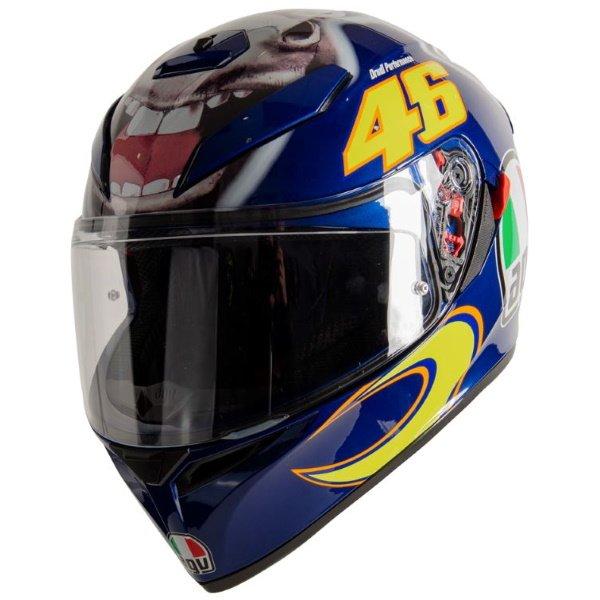 AGV K3 SV-S Donkey Full Face Motorcycle Helmet Front Left