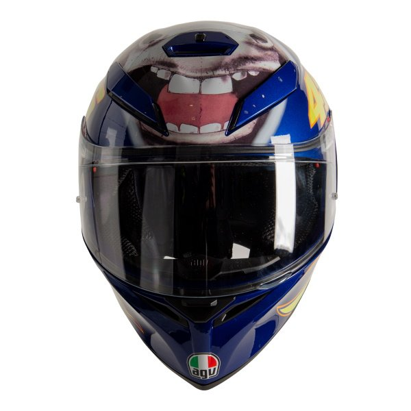 AGV K3 SV-S Donkey Full Face Motorcycle Helmet Front