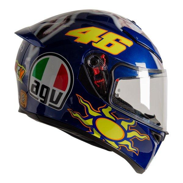 AGV K3 SV-S Donkey Full Face Motorcycle Helmet Roght Side