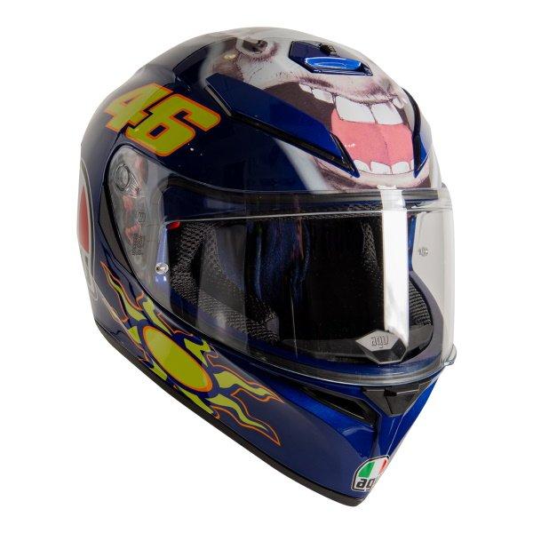AGV K3 SV-S Donkey Full Face Motorcycle Helmet Front Right