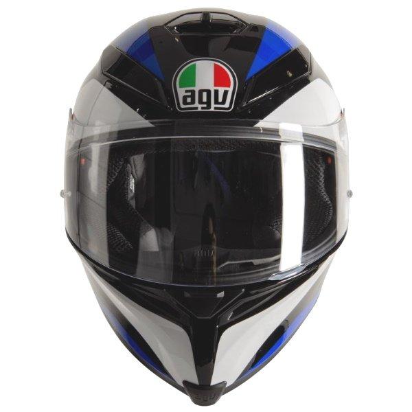 AGV K5-S Union Jack Full Face Motorcycle Helmet Front