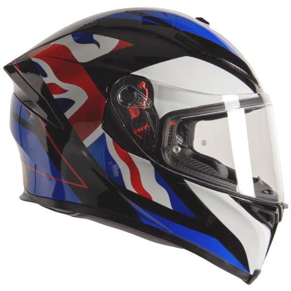 AGV K5-S Union Jack Full Face Motorcycle Helmet Right Side