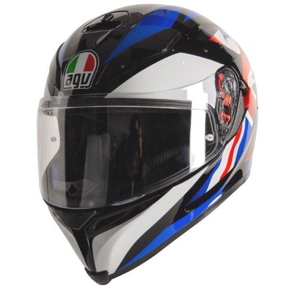 AGV K5-S Union Jack Full Face Motorcycle Helmet Front Left