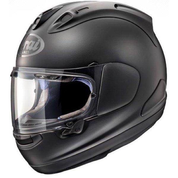 Arai RX-7V Race FIM Frost Black Full Face Motorcycle Helmet