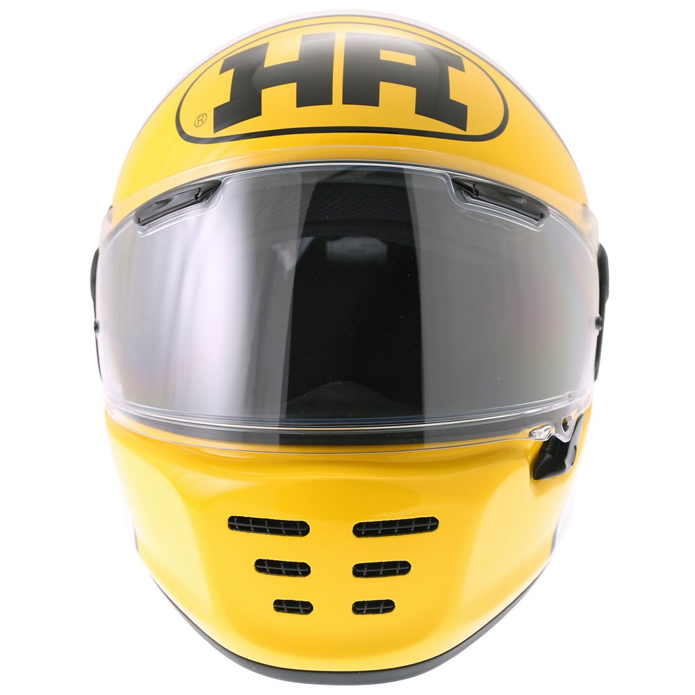 Arai Rapide Helmet HA Yellow Size: XS