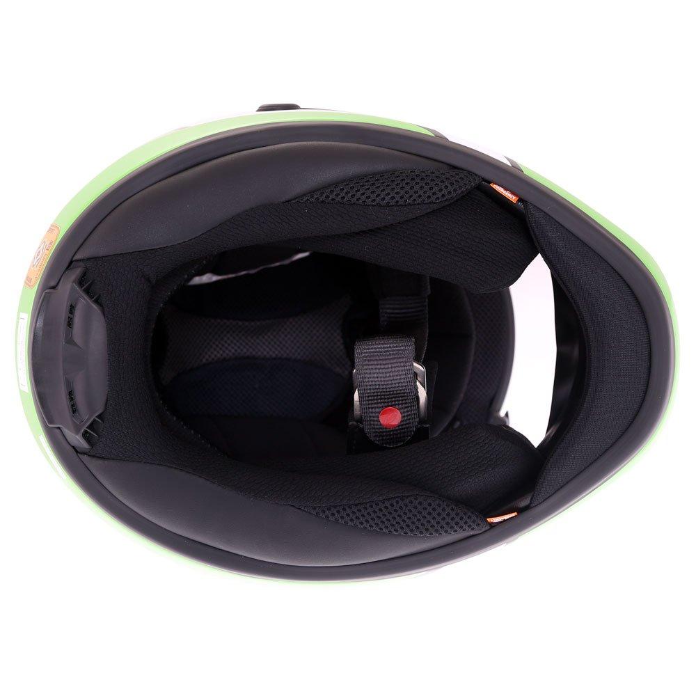 Arai Rapide Helmet HA Green Size: XS
