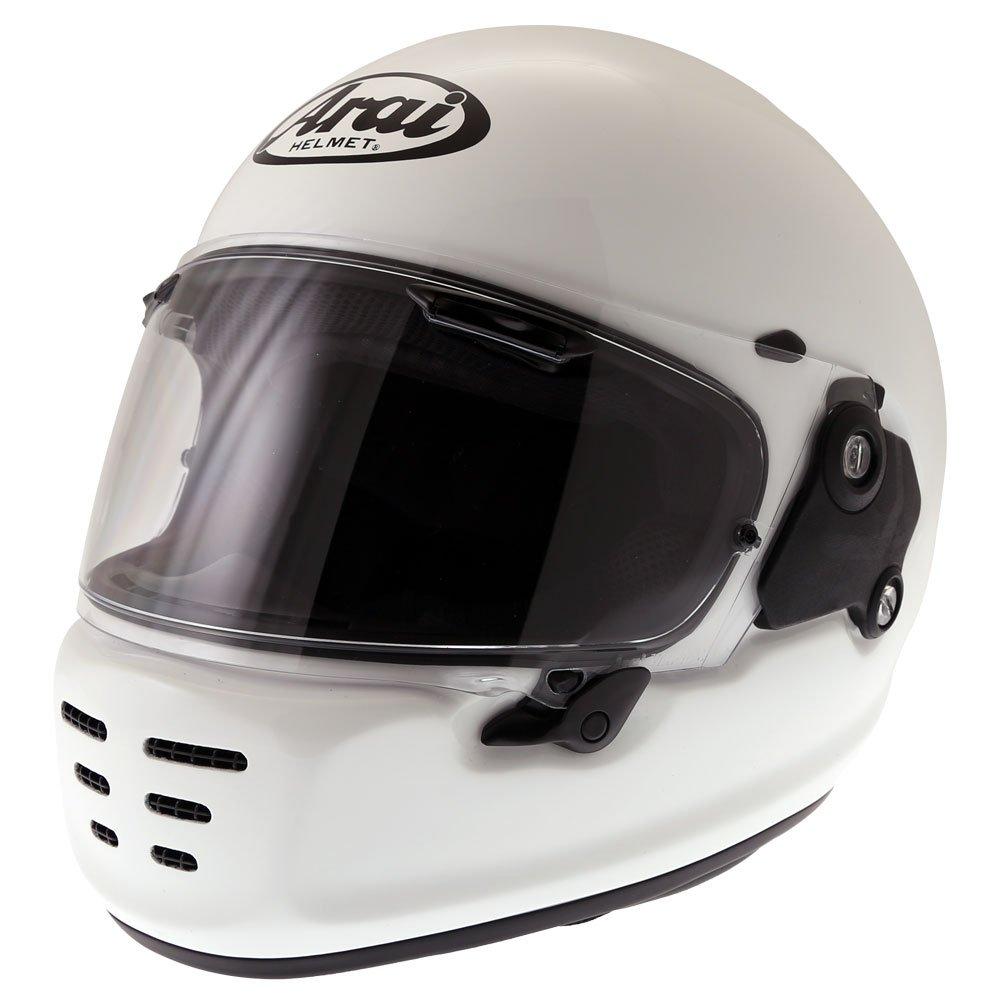 Rapide Helmet White