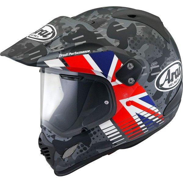 Arai Tour-X 4 Cover UK Adventure Motorcycle Helmet