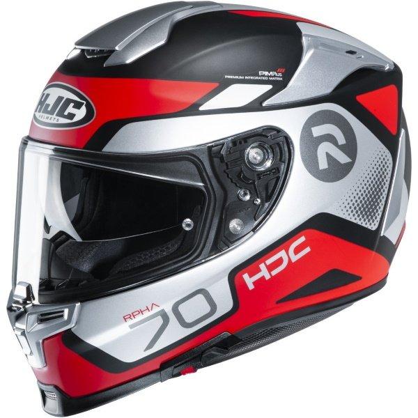 Rpha 70 Shuky Helmet Red