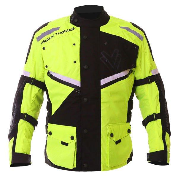 Legacy Jacket Yellow Black White Black