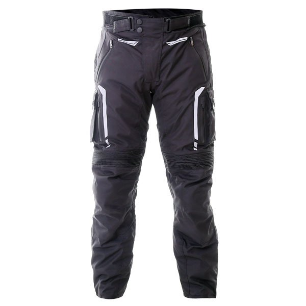 Rally Jeans Black Mens Motorcycle Clothing, Boots And Gloves