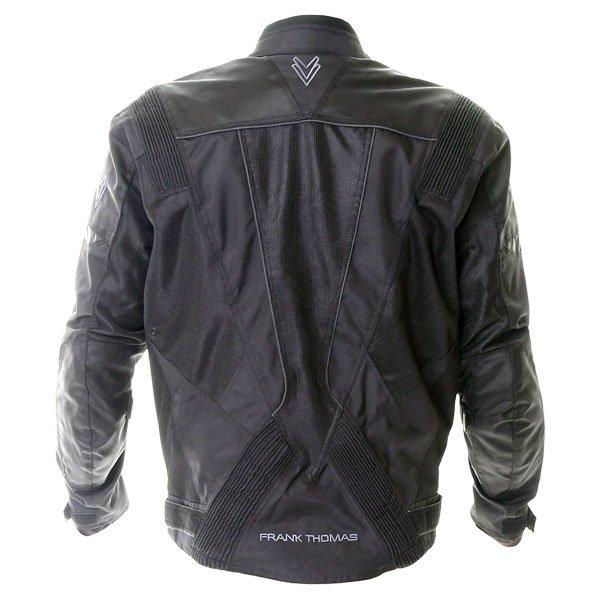 Frank Thomas Air Flow Jacket Black Size: Mens UK - M