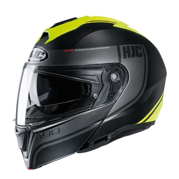 I90 Davan Helmet Yellow