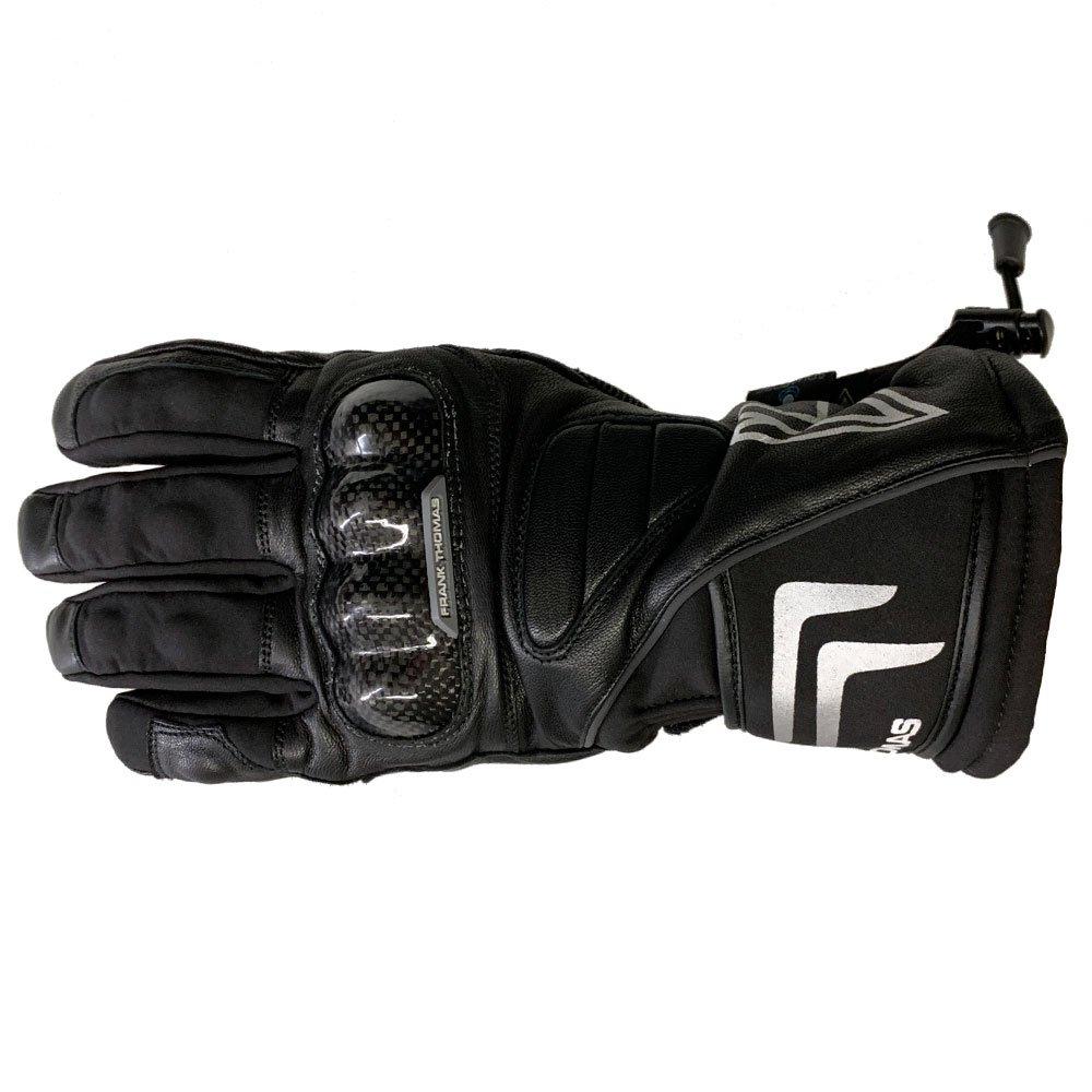 Frank Thomas Aqua LT WP Gloves Black Size: Mens - M