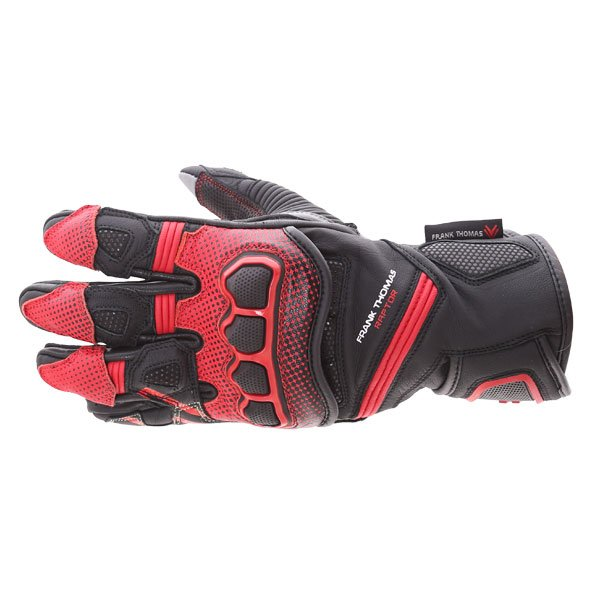 Raptor 2.0 Kang Gloves Black Red