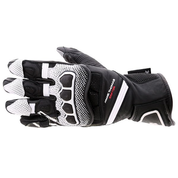 Raptor 2.0 Kang Gloves Black White