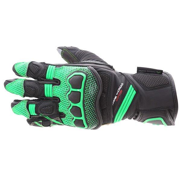 Raptor 2.0 Kang Gloves Black Green
