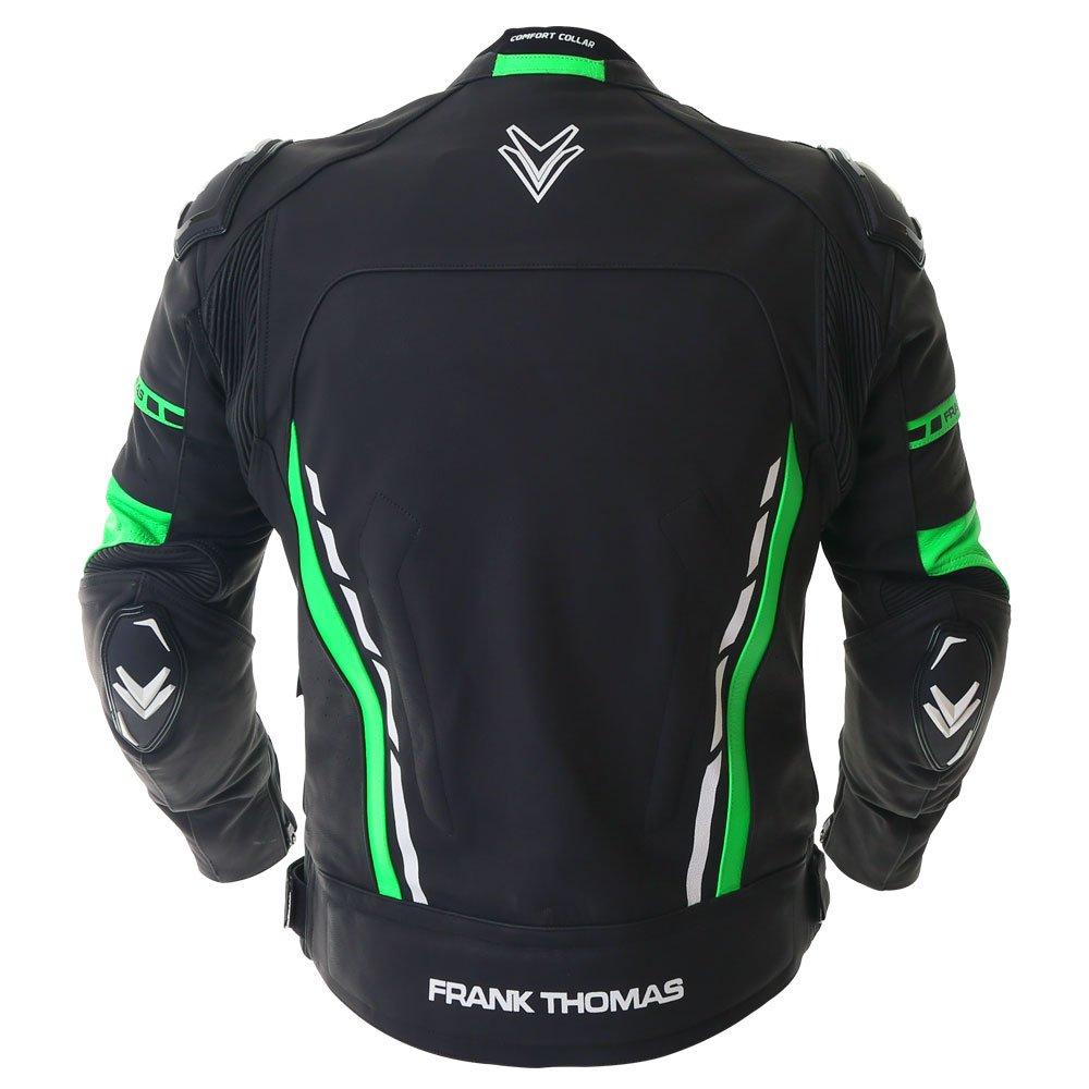 Frank Thomas Dynamic II Jacket Black Green Size: Ladies UK - 40