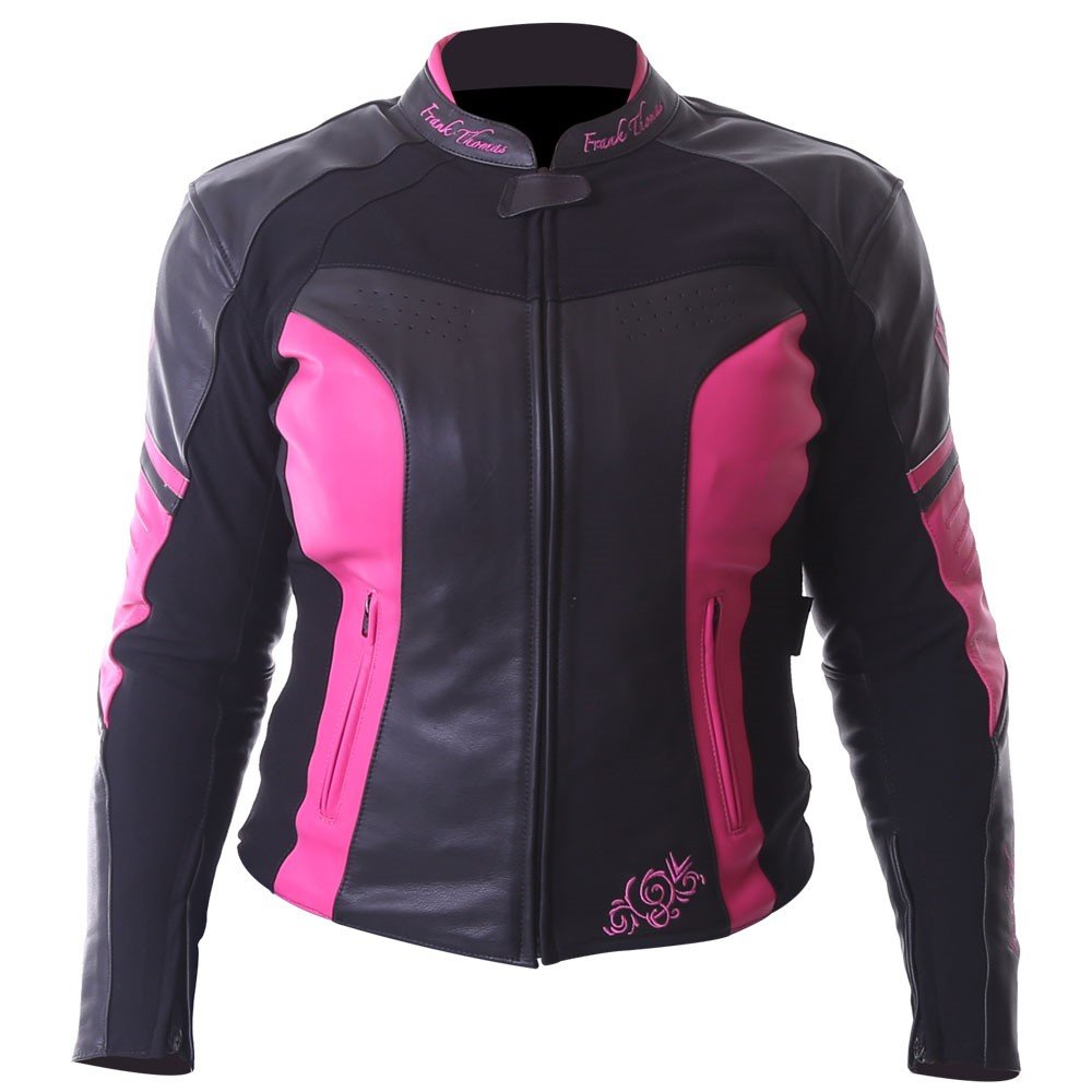 Venus II Jacket Black Pink