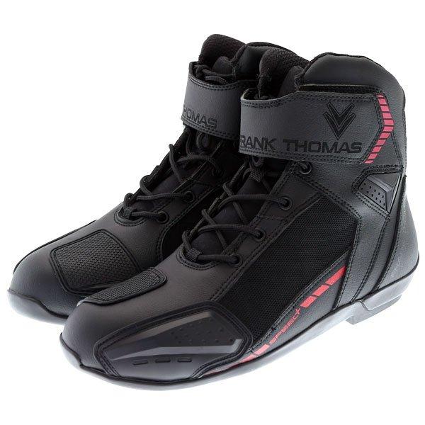 Speed Short Boots Black