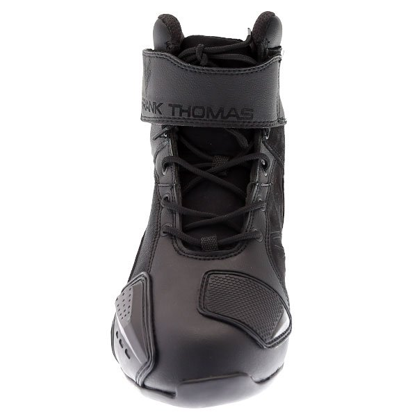 Frank Thomas Speed Short Boots Black Size: UK 9