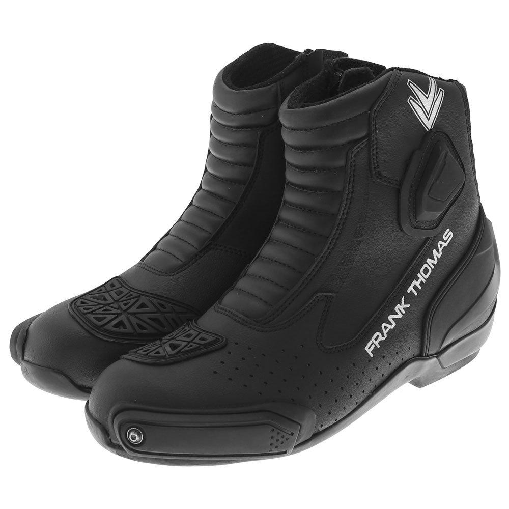 Torque Short Boots Black