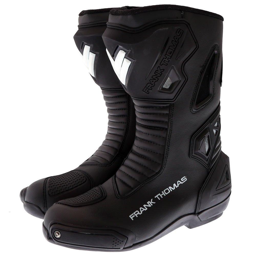 Pulse Racing Boots Black