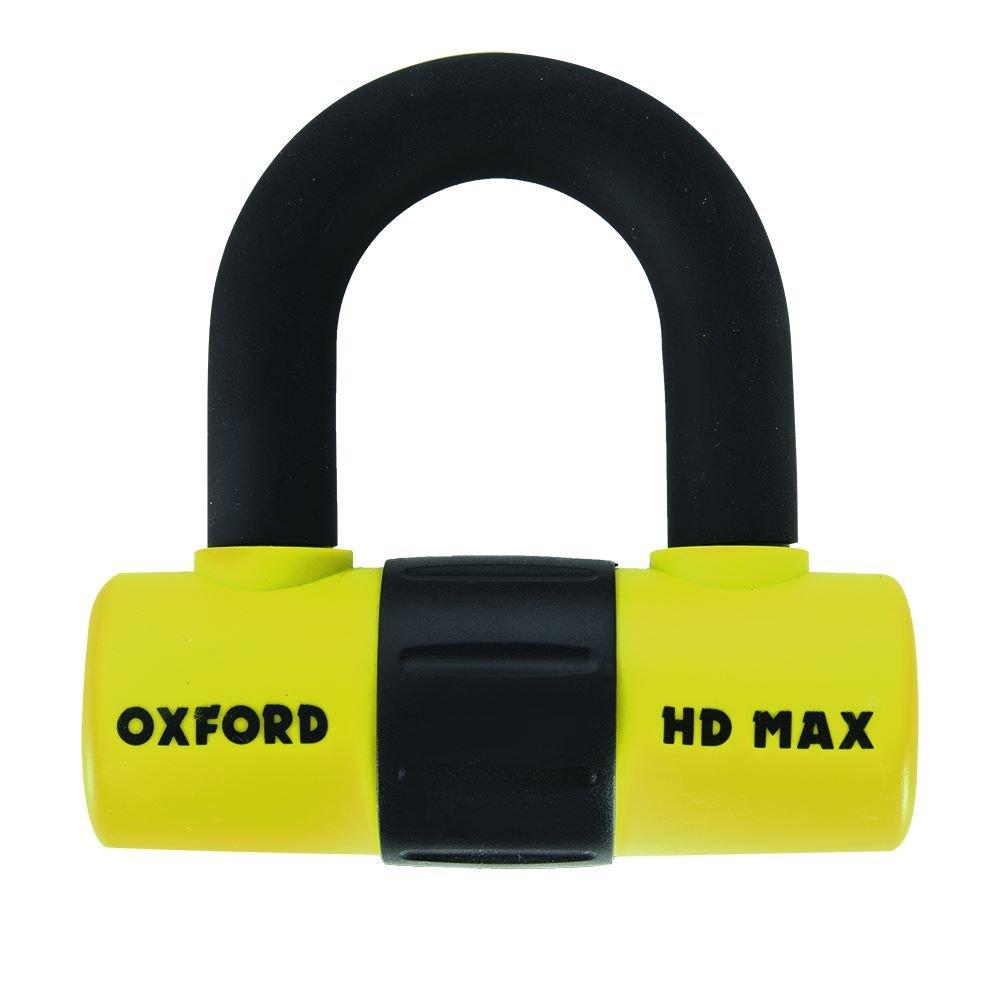 HD Max Yellow Disc Locks