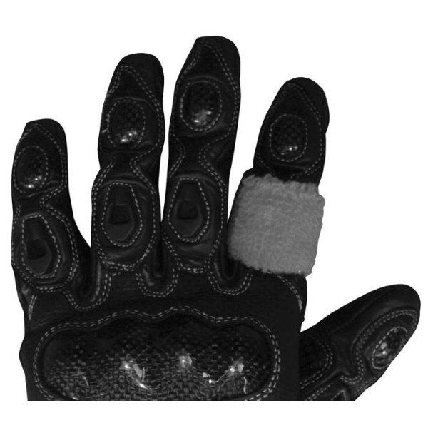 4Pc Pack Visor Cleaning Finger Helmet Care