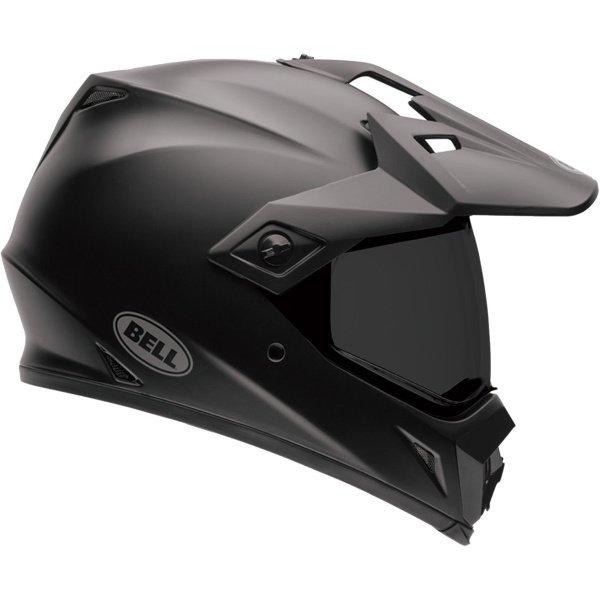 Bell MX-9 Adventure Mips Matt Black Motorcycle Helmet Right Side