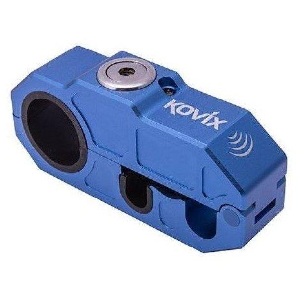 Brake Lever Lock Blue Disc Locks