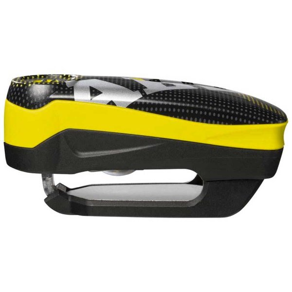 Abus Yellow Detector 7000 RS1 70mm Motorcycle Lock