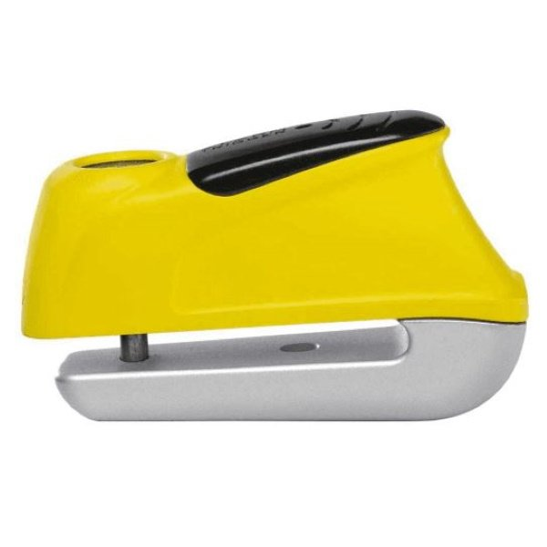 Abus Yellow Trigger Motorcycle Alarm 345