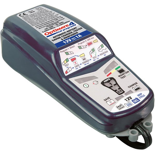4 Dual Global 1A Battery Chargers