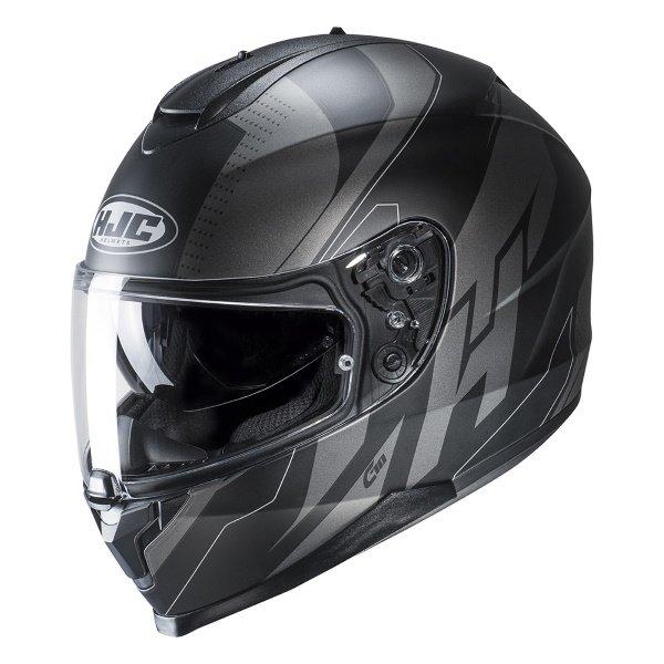 C70 Boltas Helmet Black