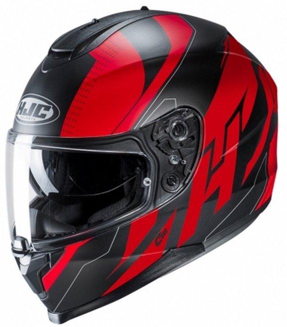 C70 Boltas Helmet Red