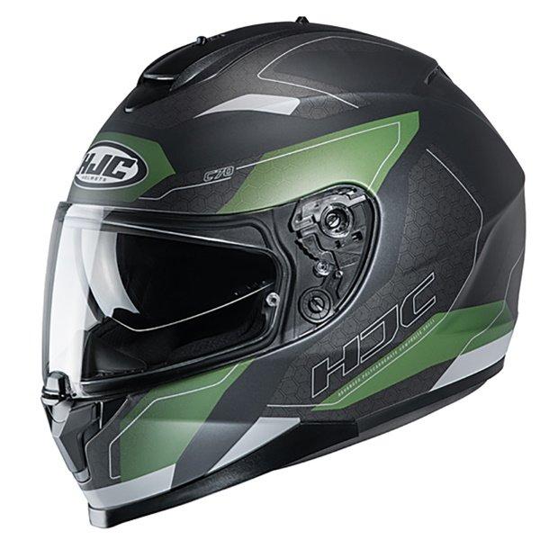 C70 Canex Helmet Green