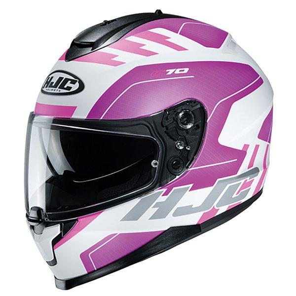 C70 Koro Helmet Pink