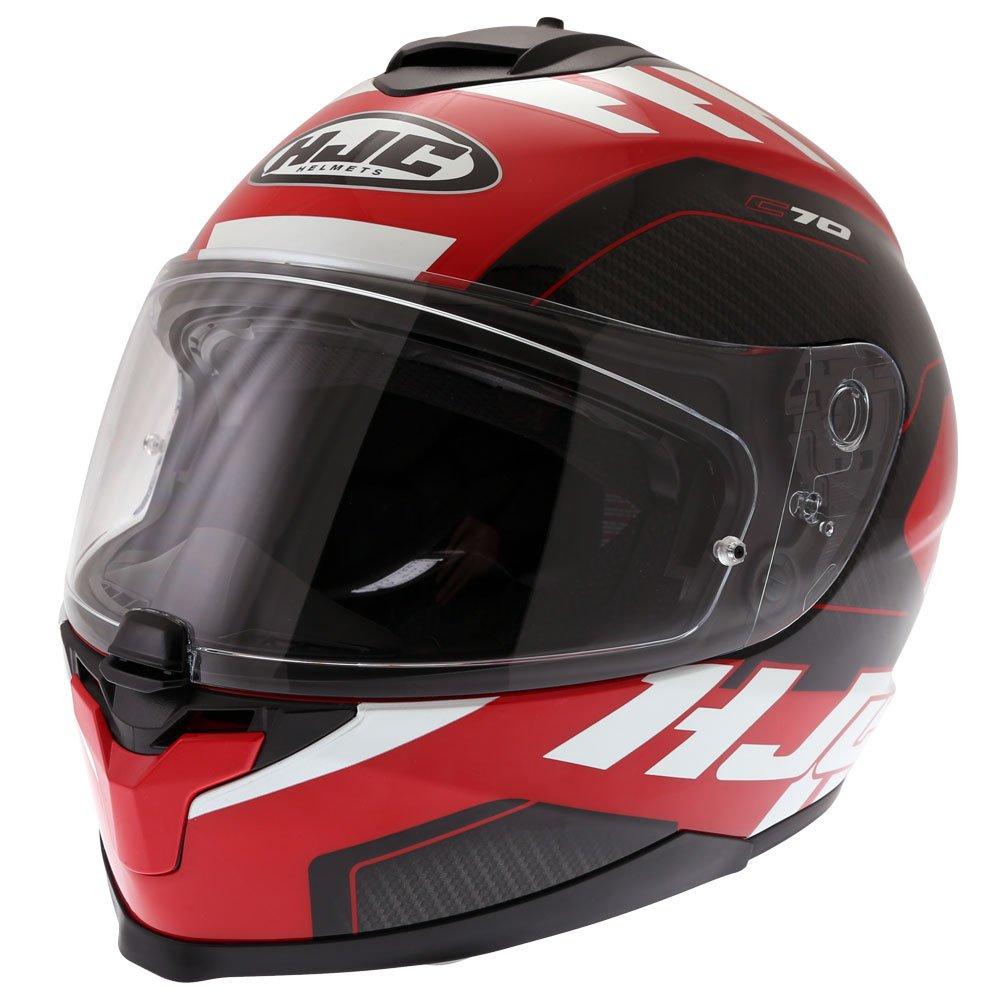 C70 Koro Helmet Red