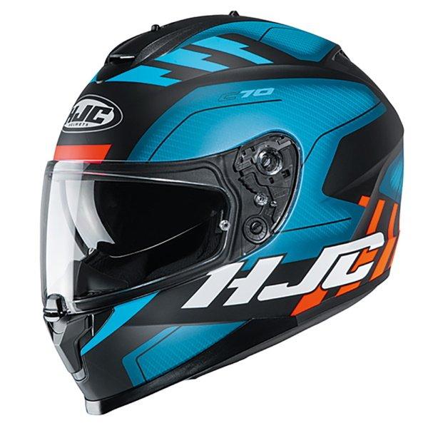 C70 Koro Helmet Blue