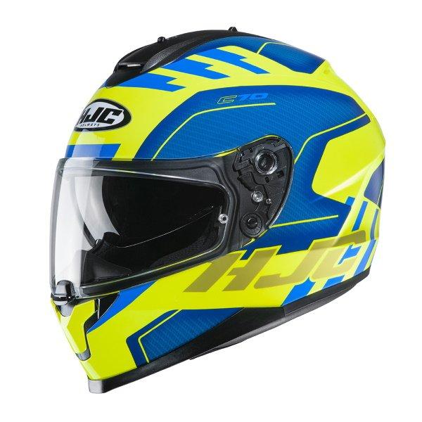 C70 Koro Helmet Yellow